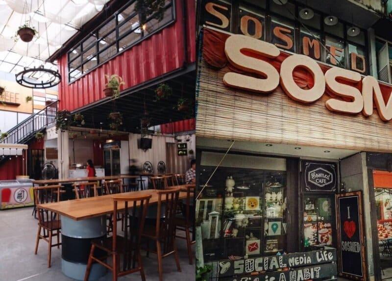 Sosmed-Cafe-Medan