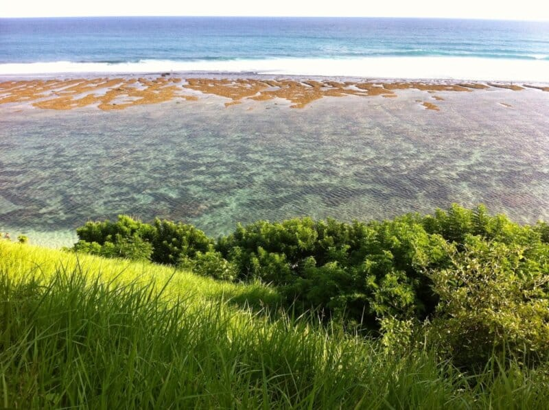 Asal Usul Sejarah Nama Pantai Gunung Payung