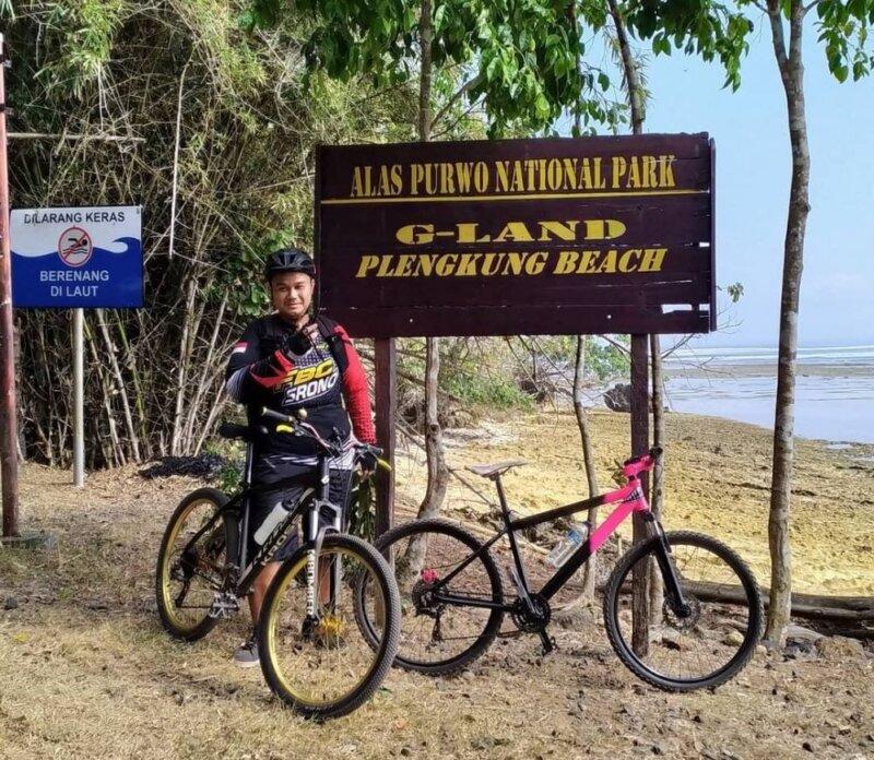 Dekat dengan Taman Nasional Alas Purwo