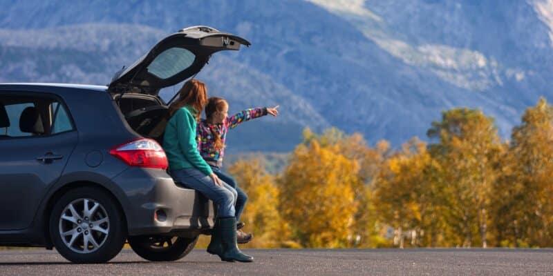 Membawa Kendaraan Pribadi