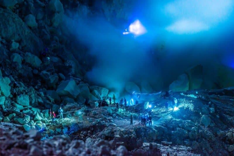 Mitos yang Berkembang di Gunung Ijen