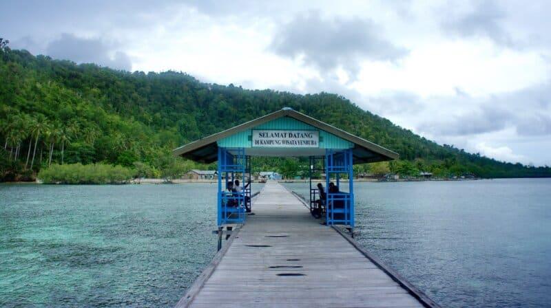 Pulau Yenbuba