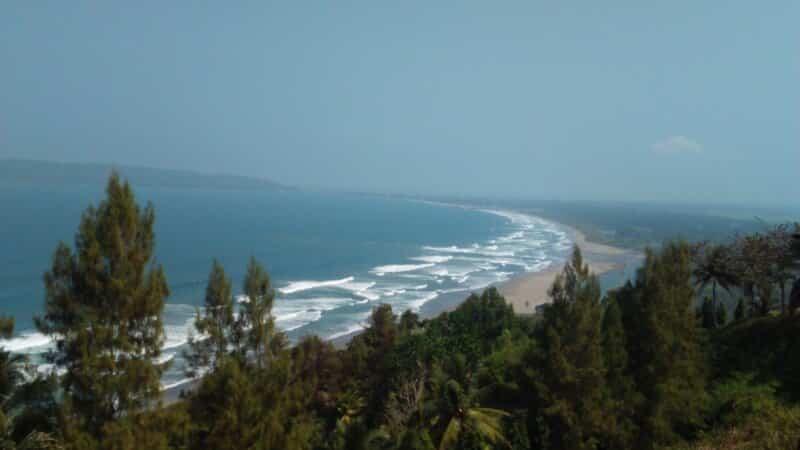 Akses dan Rute Menuju Pantai Lembah Putri