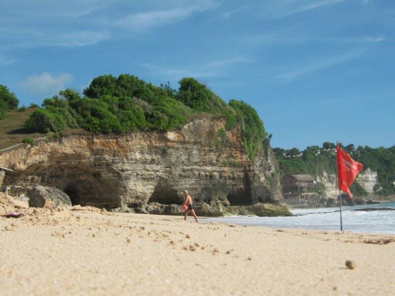 Rute dan Akses Menuju ke Pantai Dreamland Bali