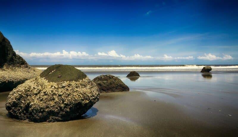 Sejarah Singkat Pantai Balian Bali Asal usul