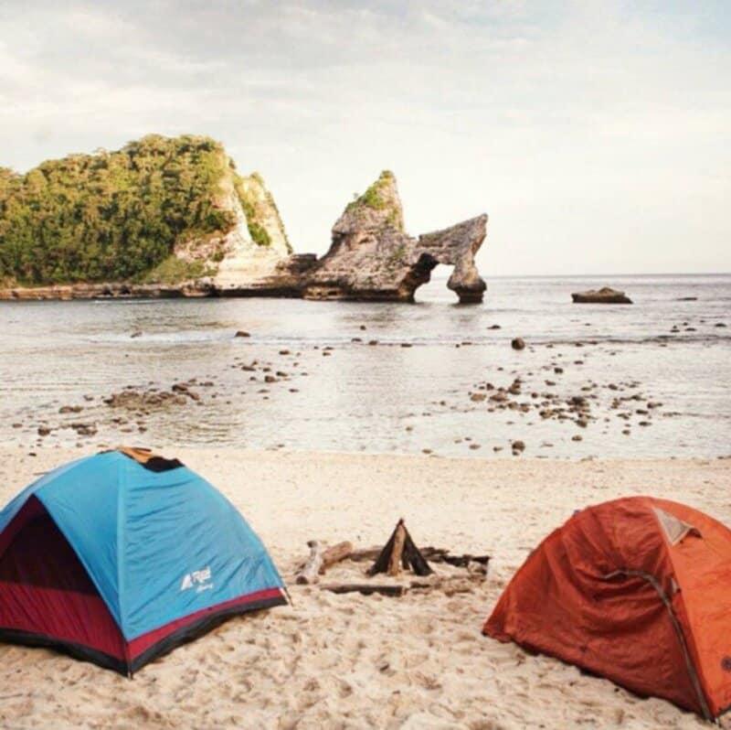 Spot-Camping