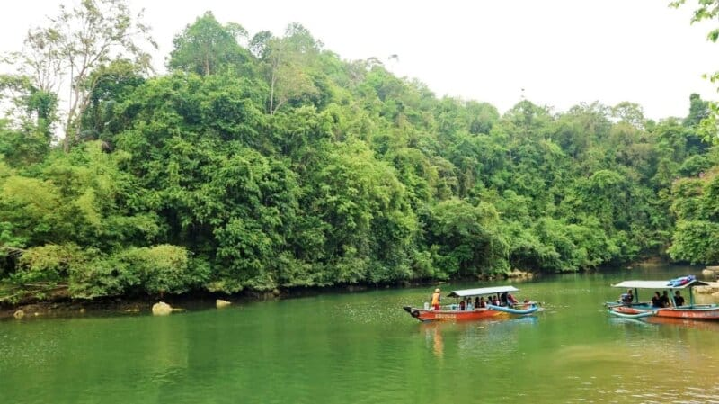 Wahana Wisata Sungai Muaragatah