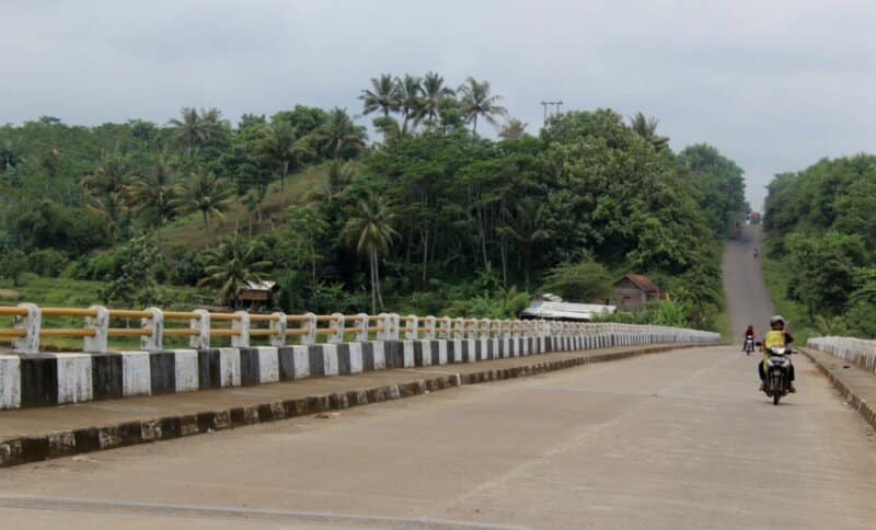 Akses dan Rute Menuju Pantai Rancabuaya