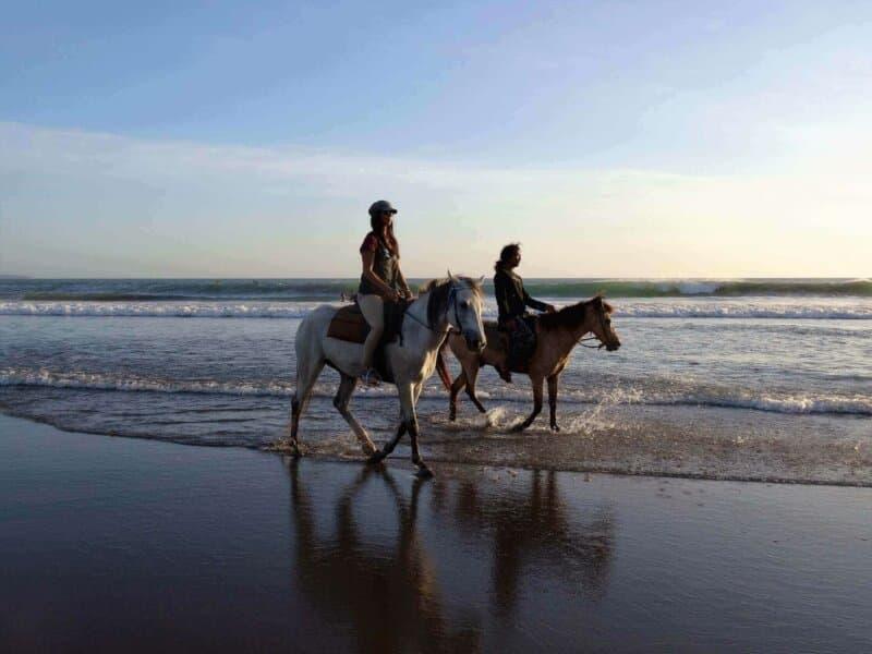 Naik Kuda untuk Menjelajah Pantai