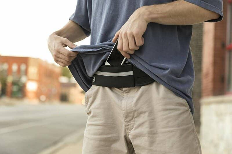 Tips Membawa Uang Saat Liburan Gunakan Money Belt