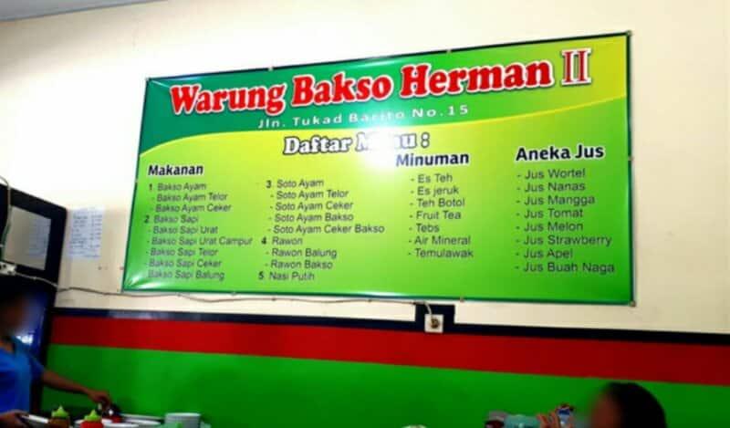 Bakso Herman