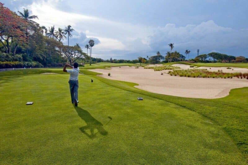 Bali Nusa Dua Golf