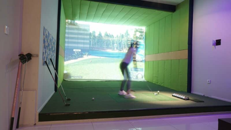 Bali Screen Golf