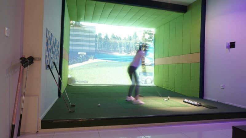 Bali Screen Golf