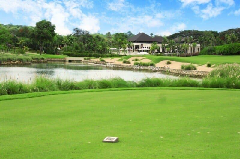 Bali Search Golf Course