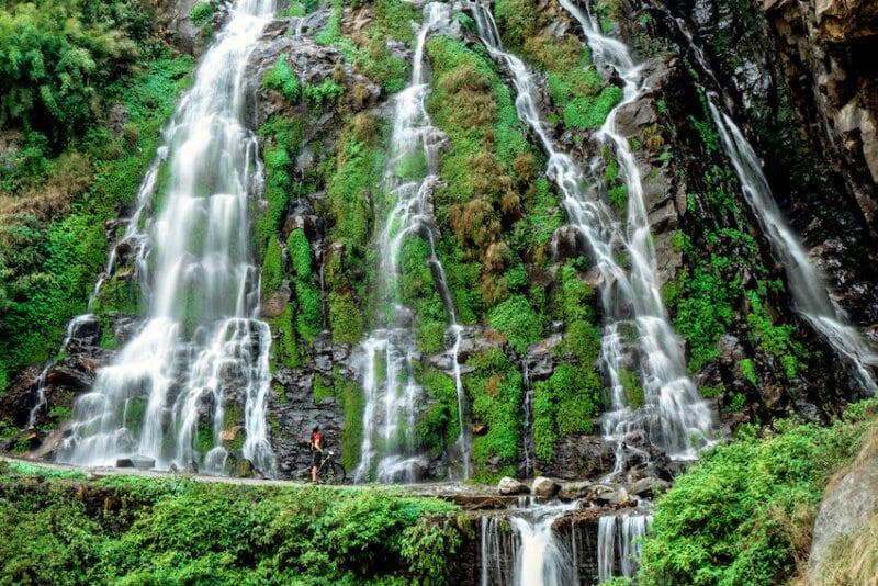Fasilitas di Air Terjun Blangsinga