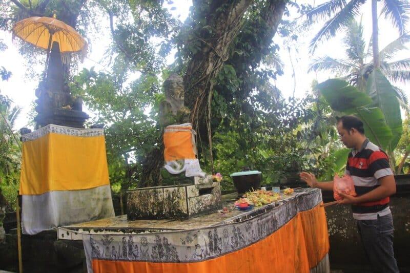 Fasilitas di Bunut Bolong