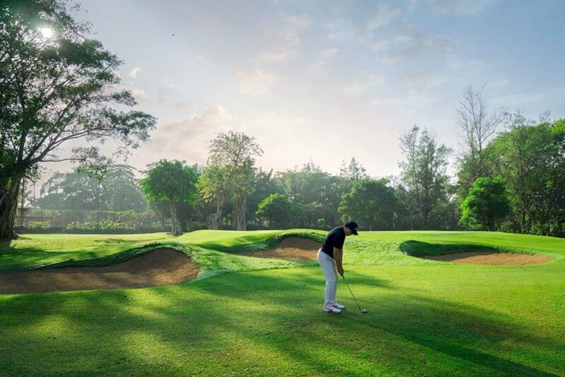 Golf Pantai Bali