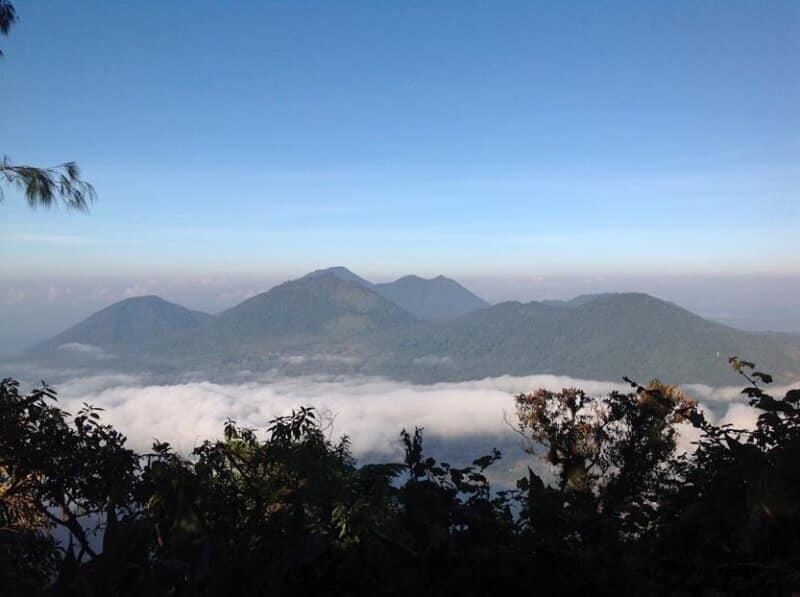 Gunung Mangu