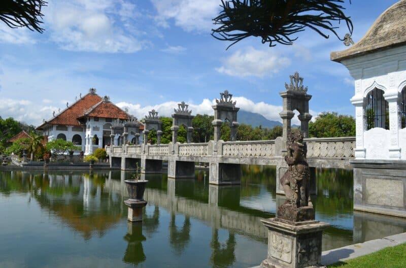Harga Tiket Masuk Taman Ujung Bali