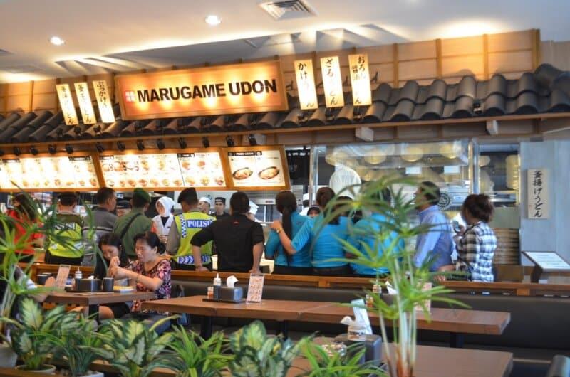 Marugame Udon Teuku Umar Bali