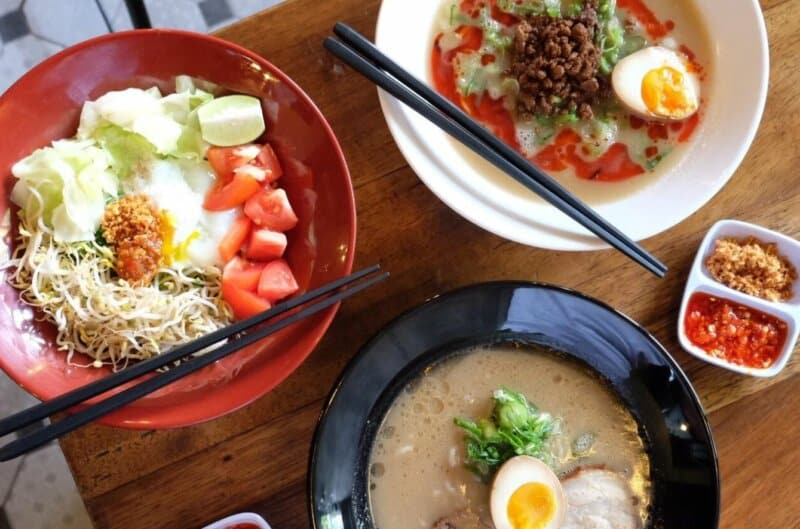 Red Dragon Ramen
