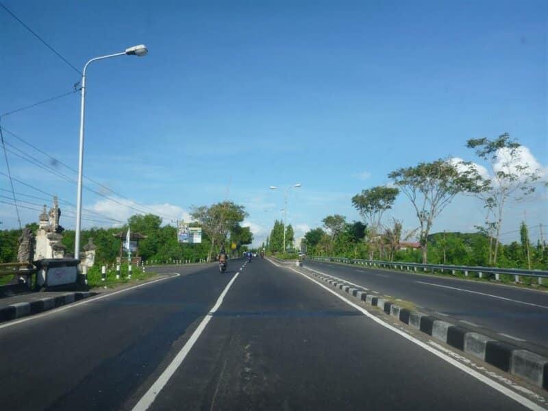 Rute Menuju New Kuta Green Park