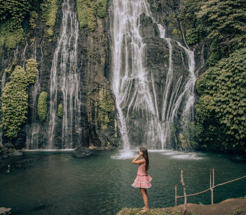 Tips Wisata di Air Terjun Banyumala