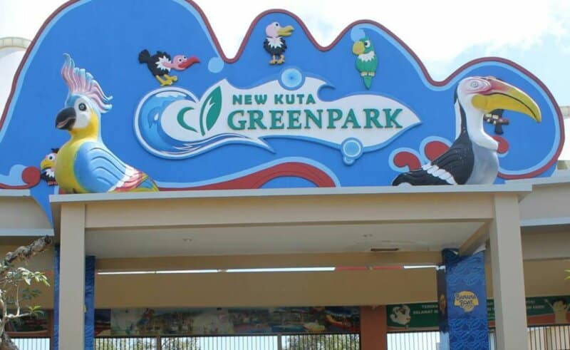 Tips Wisata ke New Kuta Green Park