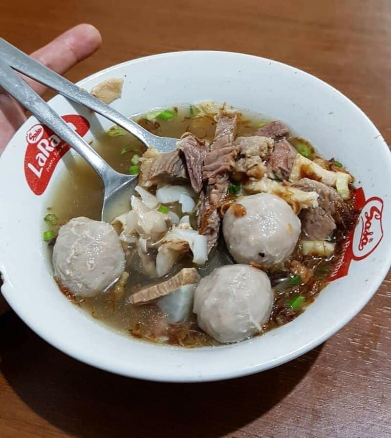Warung Soto Bakso Merbabu