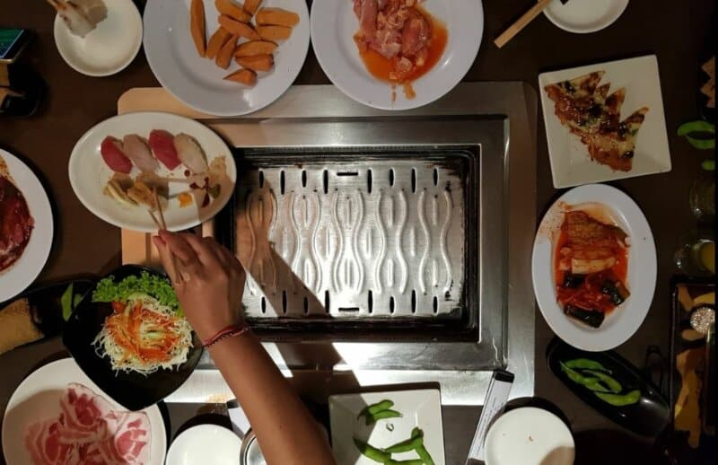 Yakiniku Sama-Sama Restaurant