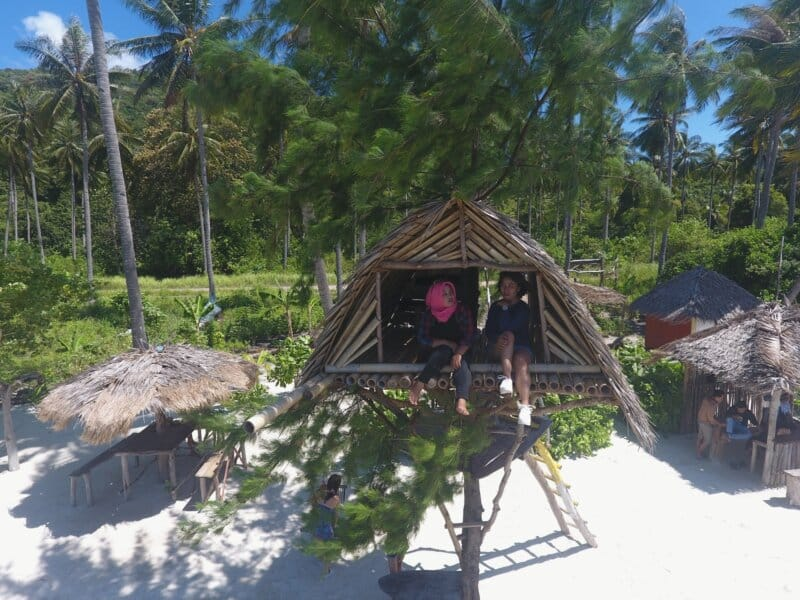 Fasilitas Pantai Bobi Karimunjawa, Jepara