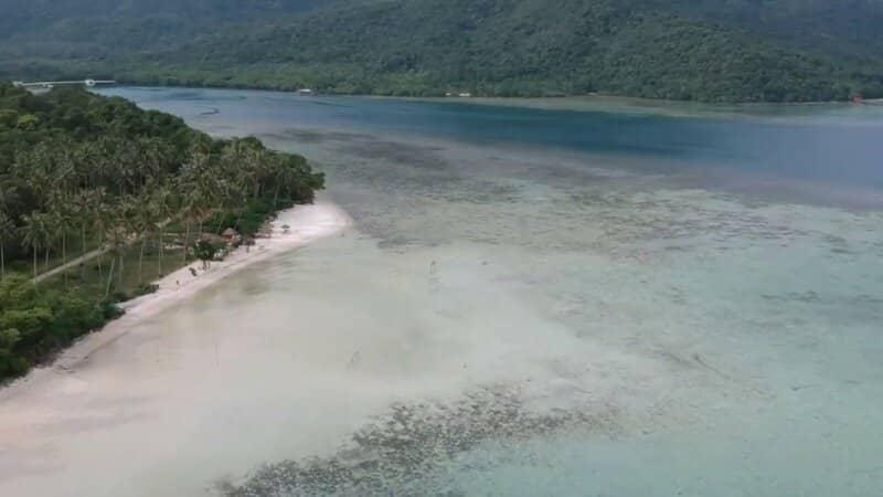 Lokasi Pantai Bobi Karimunjawa