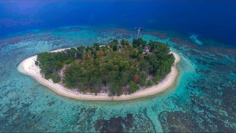Pergi ke Pulau Cilik