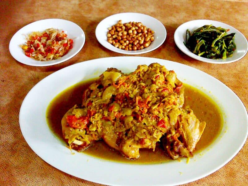 Ayam-Betutu-khas-Gilimanuk